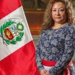 Abogada Kirla Echegaray asume funciones como ministra del Ambiente