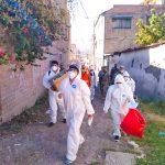 Ayacucho: Implementan programa para contrarrestar el COVID-19