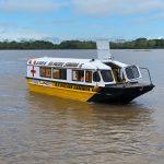 Estrenan bote para reforzar bioseguridad en la Reserva Nacional Pacaya Samiria