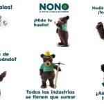 Nono: El oso peruano de la huella de carbono