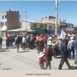 Se agrava conflicto en Espinar por negativa de minera al bono solidario