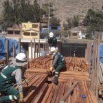 Decomisan madera en Corcona y Huancayo por valor de S/120 mil