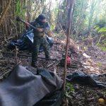 Realizan operativo contra la minería ilegal en Puerto Inca