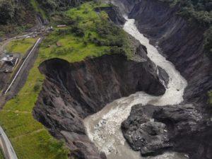 Cambios climáticos aumentan la erosión de los ríos