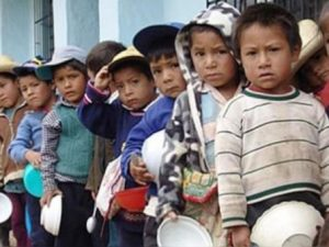 Covid-19: Desnutrición a gran escala amenaza a la niñez mundial