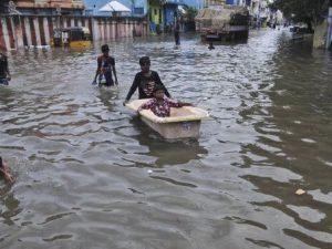Calentamiento global traerá aún más lluvia a regiones monzónicas