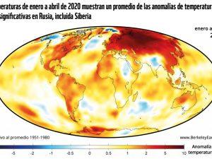 El planeta en llamas: Incendios forestales de 6ª generación