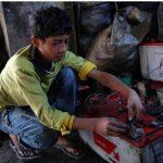 La tercera parte de niños en el mundo está intoxicado con plomo