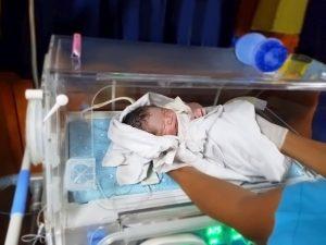 Nacen los dos primeros bebés en la Campaña de PIAS Aéreas en comunidades nativas