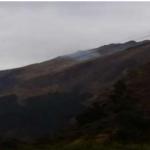 Extinguen incendios forestales en Ayacucho y Pasco