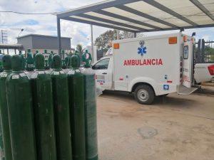 San Martín: Facilitan equipos sanitarios a Picota