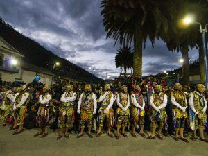 Lanzan concurso fotográfico sobre cuadrilla Contradanza de Paucartambo