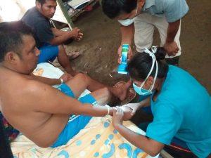 Cuarta parte de casos COVID-19 son indígenas en Amazonas