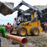 Destinan S/ 8 millones para obras de drenaje pluvial en Loreto