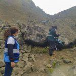 Atienden denuncias ambientales en lomas de Villa María del Triunfo