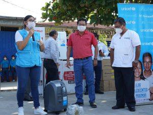 Loreto: GORE recibe equipos para combatir al Covid-19