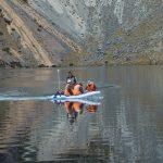 Más de ocho mil lagunas de origen glaciar abastecen actividades agrícolas