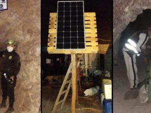 Tacna: Intervienen campamentos de minería ilegal en Sama Inclán