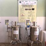 Planta piloto produce más de mil litros de etanol al mes
