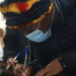 Minsa firma compromiso con dirigentes del Datem del Marañón