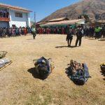 Cusco: Confirman ocho muertos y 35 heridos en incendio forestal de Ocongate