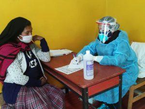 PIAS Lago Titicaca dio 13 212 atenciones médicas a comunidades quechua y aimara