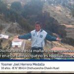 Áncash: Escolares dialogan sobre problemas ambientales de las montañas