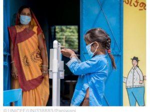 43% de escuelas sin instalaciones para lavado de manos antes de la pandemia
