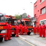 Detectan demora en distribución de equipos e insumos para bomberos