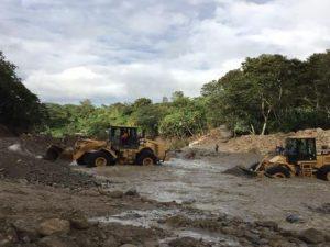 77 distritos de la selva en riesgo por lluvias