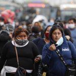 Hay cerca de 560 mil infectados por Covid-19 en el Perú