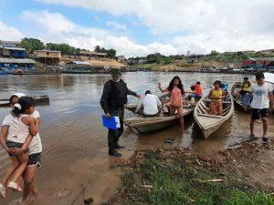 Loreto: Buscan a desaparecidos tras naufragio de embarcación