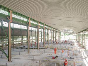 Loreto: Gran Mercado de Belén con un avance en obras del 55%