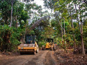 Vraem: S/5.3 millones para mejorar producción de cacao y mantenimiento de camino vecinal