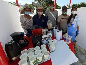 Junín: Fomentan consumo interno del café en Pangoa