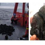 Ingemmet estudia primeras muestras de volcán submarino de la Antártida