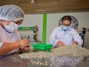 Vraem: Caficultores reciben equipos para procesar cafés especiales