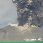 Volcán Sabancaya en alerta naranja