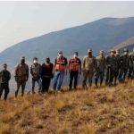 Extinguen incendios forestales en Huánuco, Pasco y Amazonas
