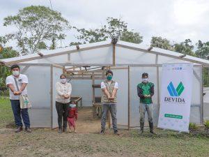 Vraem: Devida transfirió S/596 mil en beneficio de 120 familias agricultoras
