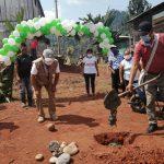 Inician proyecto de mantenimiento vial en el norte del Vraem