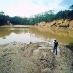 Supervisan recursos hídricos en zona minera de Madre de Dios