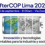 El Perú realizará encuentro mundial virtual sobre cambio climático