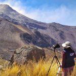 Explicarán monitoreo de la emergencia por erupción del Ubinas
