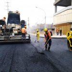 Analizan vínculo del asfalto con la contaminación del aire