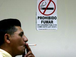 Ser solo fumador social no es garantía de salud