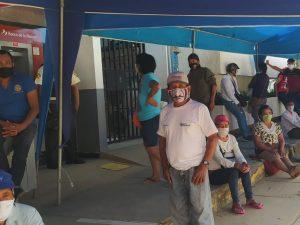 Urgen medidas para evitar aglomeraciones en San Martín