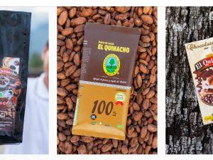 Cooperativa «El Quinacho» en el Salón del Cacao y del Chocolate 2020