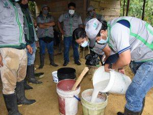 Huánuco: Capacitan a funcionarios ediles del sector cacao