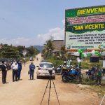 Junín: Reordenan tránsito vial en Pangoa
